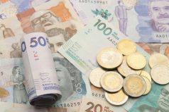 Se aprobó la reforma tributaria en el Senado y sigue sin acuerdo el incremento salarial