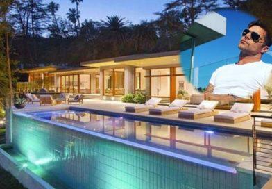 La lujosa mansión de Ricky Martin que costó más de 13 millones de dólares