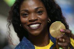 Caterine Ibargüen, la deportista del año ¡salta hasta el cielo!