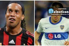 Ronaldinho y Riquelme, ¿en el Chapecoense?