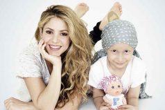 ¿Conoces el juguete favorito de Shakira? ¡Que gran corazón!