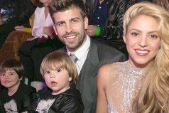 Así baila Sasha, hijo de Shakira, el nuevo tema de su madre, 'Chantaje'
