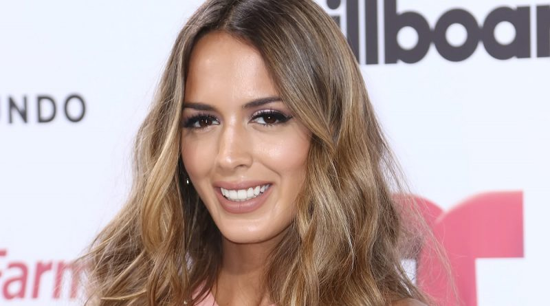 MIAMI, FL - APRIL 30:  Shannon de Lima arrives at 2015 Billboard Latin Music Awards presented by State Farm on Telemundo at Bank United Center on April 30, 2015 in Miami, Florida. (Photo by Alexander Tamargo/WireImage)