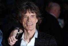 Mick Jagger es padre por octava vez a sus 73 años