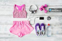 """6 complementos muy """"fashion"""" que no te pueden faltar para hacer ejercicio"""