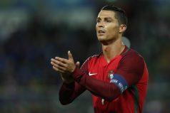 El mensaje de esperanza de Cristiano Ronaldo a todos los niños afectado por la guerra en Siria