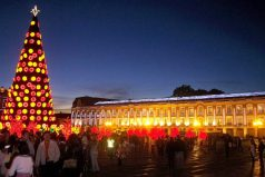 La capital colombiana ofrece lo mejor para la época navideña