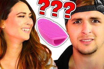 La prueba que toda mujer debería hacerle a su pareja. ¿Y tu novio qué tanto sabe de maquillaje?
