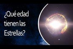 ¿Qué edad tienen las estrellas? Son DIVINAS