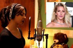¡Wow! Esta chica canta igual a Shakira. ¡Quedarás con la boca abierta con su talento!