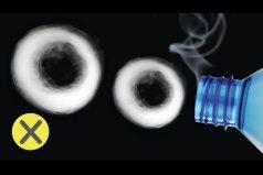 ¡Wow! No es magia, es ciencia: trucos para impresionar. ¡Quiero hacer ya las burbujas de humo!