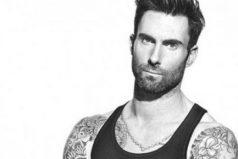 Adam Levine, de Maroon 5, es la nueva imagen de una marca de botanas