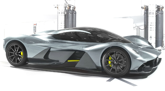 Aston Martin-Red Bull AM-RB 001