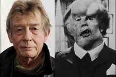 ¿Recuerdas a este gran personaje? Murió John Hurt, ¡una triste noticia!
