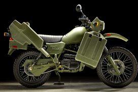 A subasta una de las Harley-Davidson más raras de la historia… ¡Y está sin usar!