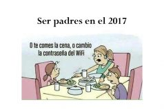 Ser padres en el 2017…