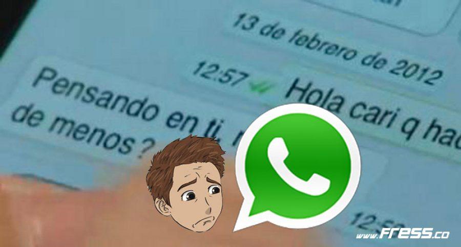 ¿Cómo saber si alguien te está mintiendo en WhatsApp?