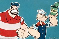 ¿Recuerdas el día que Popeye decidió ser Salvavidas? Revive este loco momento