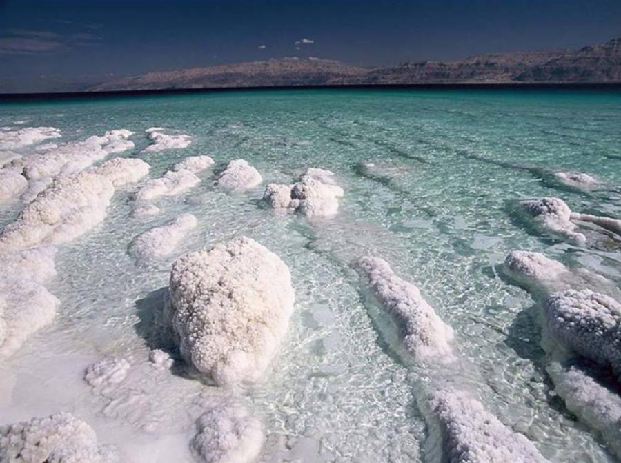 ¿Cuál es el lugar más salado de la Tierra? Quedarás con la boca abierta