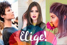 Y tú, ¿cómo llevarás el cabello este año? Estos son los cortes que estarán de moda en 2017. ¡Me fascina el 'No haircut hair cuts'!