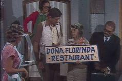 ¿Recuerdas el restaurante de Doña Florinda? 5 cosas que no sabías