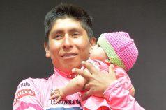 Nairo Quintana vuelve al colegio, ¡un ejemplo de superación!