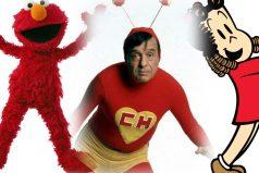 8 personajes de rojo que nos robaron el corazón ¿los recuerdas?