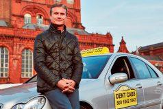 Mira la divertida campaña en la que el ex piloto David Coulthard se hace pasar por taxista. ¡Con conductores así, todos necesitaremos un seguro de vida!