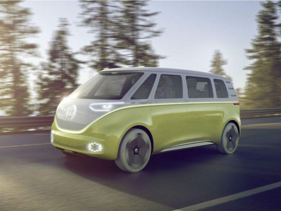 Conoce la nueva apariencia del famoso microbús de Volkswagen