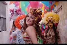 ¡Se prendió la fiesta en Barranquilla! 'Fefi' lanzó el video oficial del Carnaval 2017. ¡Qué sabrosura!