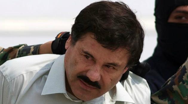 El 'Chapo' Guzmán ya está en Estados Unidos tras su extradición