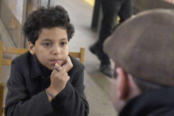 La historia del niño de 11 años que da consejos en el metro de Nueva York
