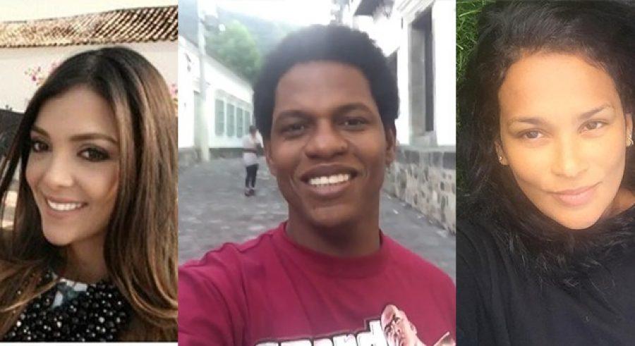 María Laura Quintero, Julio Meza y Yeimy Paola Vargas: ¡Qué movimiento de caderas!
