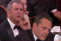 Mel Gibson y Vince Vaughn, ¿en contra del discurso de Meryl Streep?