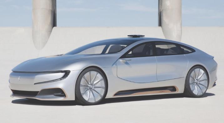 Así es el carro eléctrico que sería gratis