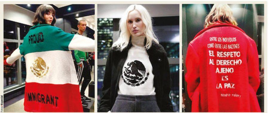 Migrantes inspiran diseños en semana de la moda en NY