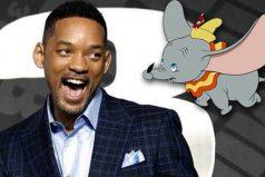 """¿Recuerdas a Will Smith? Podría protagonizar nueva versión de """"Dumbo"""""""