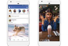 """¡Por fin! Facebook introduce """"Stories"""" y pretende ser un éxito total"""