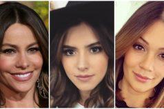 8 famosas colombianas como 'Dios las trajo al mundo', ¡Son bellísimos sus rostros!