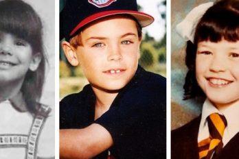 Descubre quiénes son y cómo lucen hoy en día estas celebridades