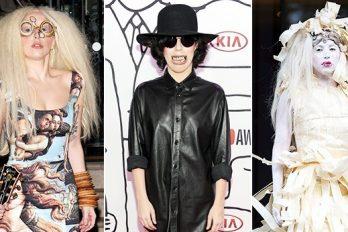 10 outfits de Lady Gaga que jamás podremos igualar