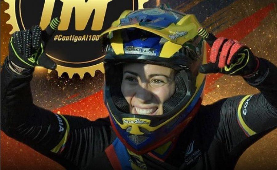 La 'Reina del BMX' consiguió su primer título de 2017