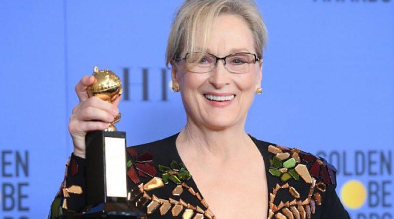 Meryl Streep y su mensaje que le da la vuelta al mundo. ¡Hermosas palabras!