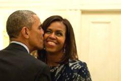 El cariñoso mensaje de Michelle Obama a su marido tras 8 años en la Casa Blanca