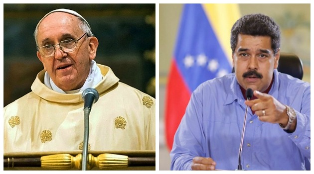 Venezuela: el Vaticano se retiró de la mesa de diálogo