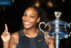 Serena Williams gana su Grand Slam número 23 y está cerca de batir un récord mundial