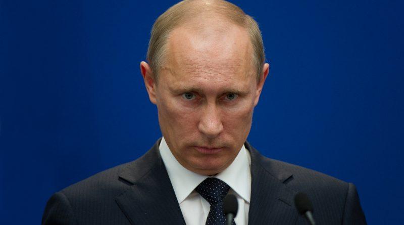 Ponen en venta el vehículo blindado de Vladimir Putin