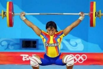 Leidy Solís recibirá medalla de plata de los Juegos Olímpicos de Beijing 2008