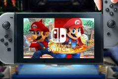 En minutos se agotó la preventa de Nintendo Switch