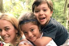 La conmovedora carta de Lilian Tintori a Lepoldo López por el cumpleaños de su hijo